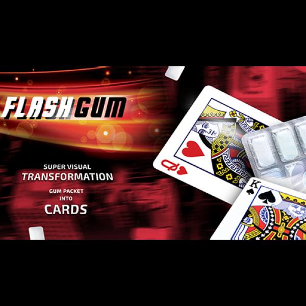 Flash Gum by João Miranda and Julio Montoro