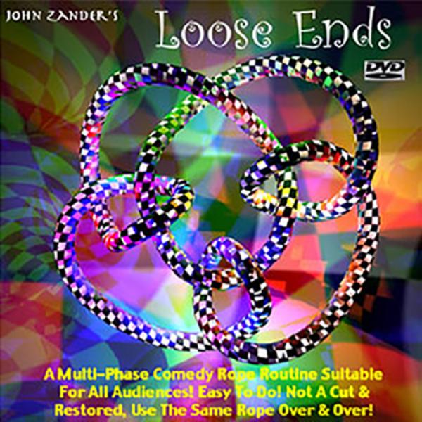 Loose Ends by John Zander - DVD