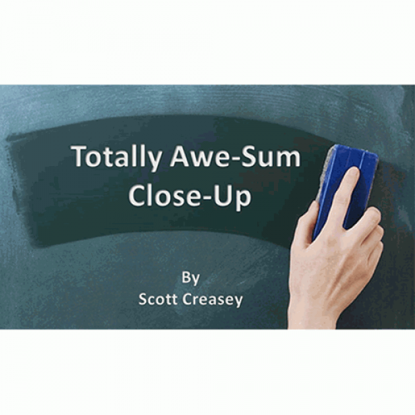 Totally Awe-Sum Close-Up by Scott Creasey video DO...