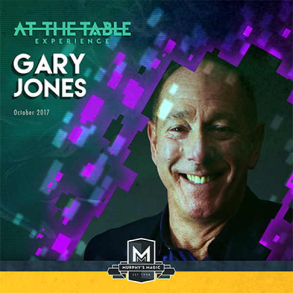 At The Table Live Gary Jones - DVD