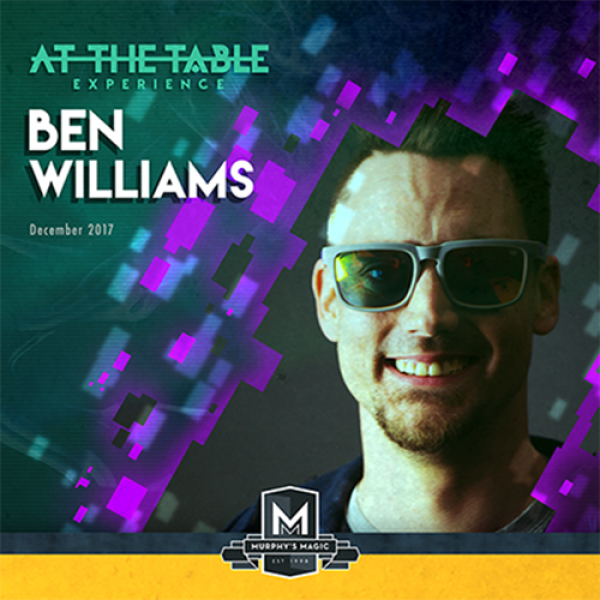 At The Table Live Ben Williams - DVD