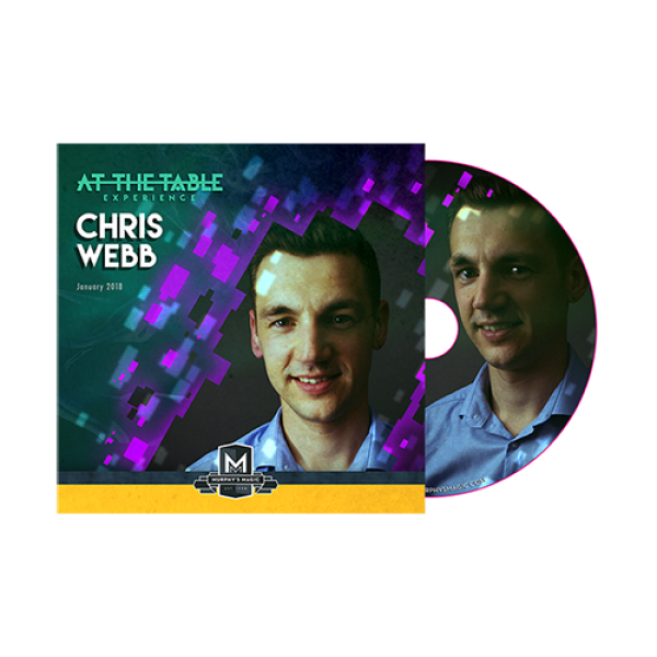 At The Table Live Chris Webb - DVD