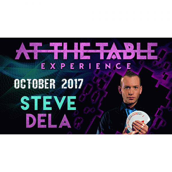 At The Table Live Lecture Steve Dela October 4th 2...