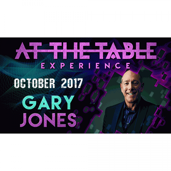 At The Table Live Lecture Gary Jones October 18th ...