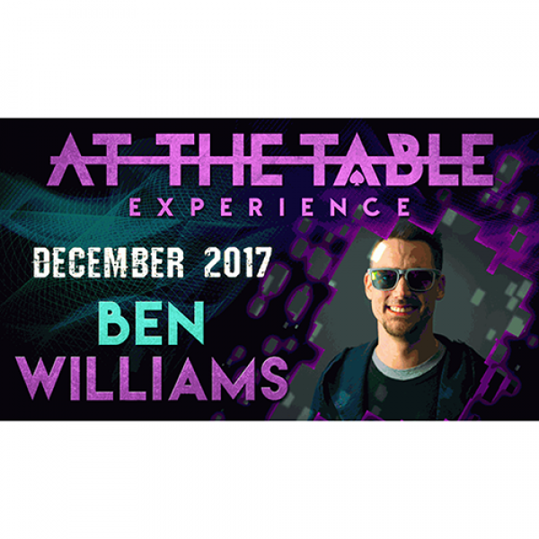 At The Table Live Lecture Ben Williams December 6t...