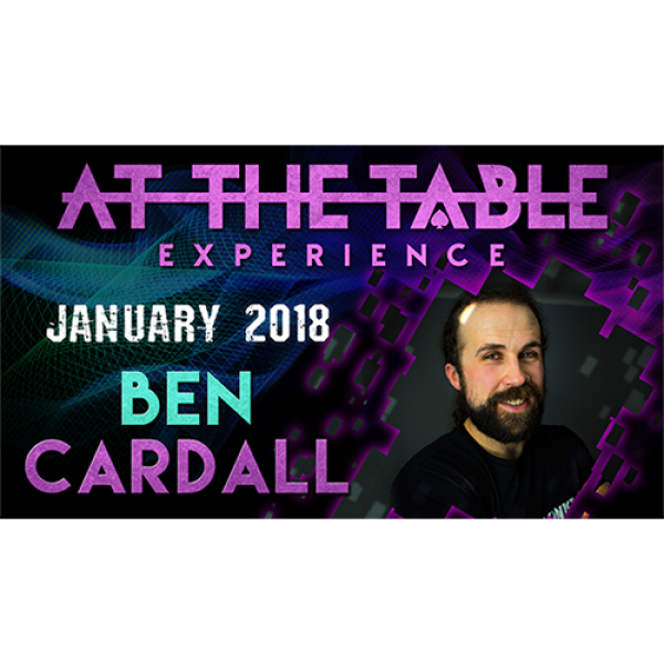 At The Table Live Lecture Ben Cardall January 17 2...