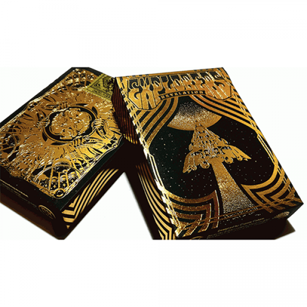 Explorers Playing Cards (Revelation) by Card Exper...