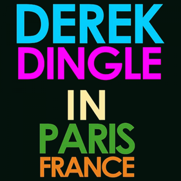 Derek Dingle in Paris, France by Mayette Magie Mod...