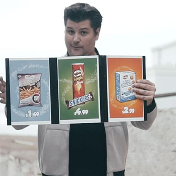 Food To Go 2.0 by George Iglesias and Twister Magi...