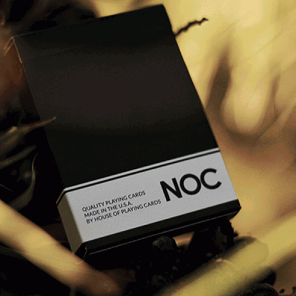 NOC Original Deck (Black) Printed at USPCC by The ...