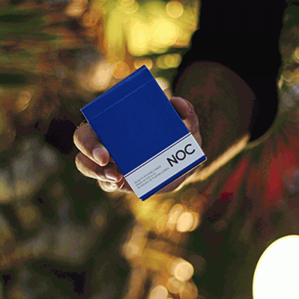 Mazzo di Carte NOC Original Deck (Blue) Printed at...