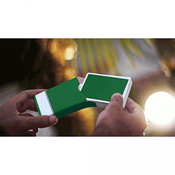 NOC Original Deck (Green) Printed at USPCC by The ...