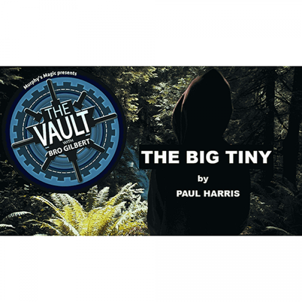 The Vault - The Big Tiny by Paul Harris video DOWN...