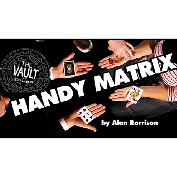 The Vault - Handy Matrix by Alan Rorrison video DO...