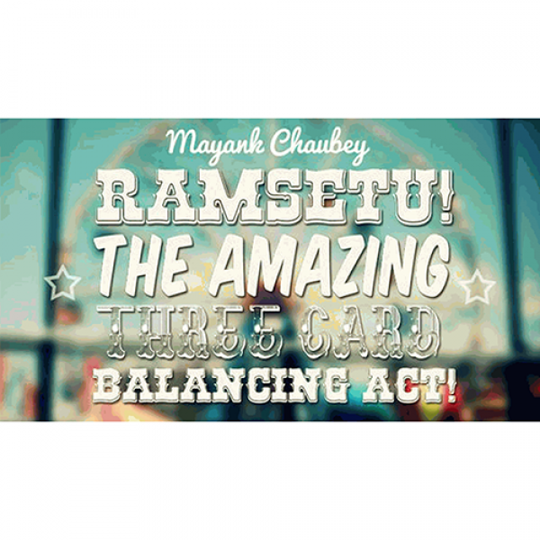 The Blue Crown Mini Series: Ramsetu by Mayank Chaubey - DVD
