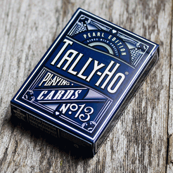 Tally Ho Pearl (Players-Edition) Playing Cards