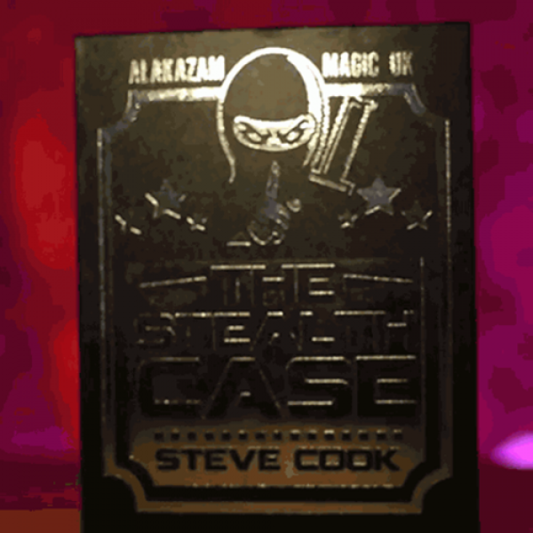 The Stealth Case by Steve Cook - Gimmicks and DVD