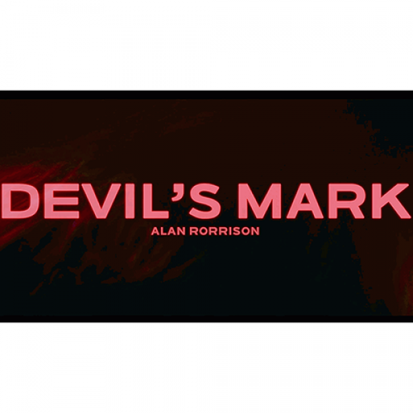 Devil's Mark by Alan Rorrison - DVD and Gimmicks
