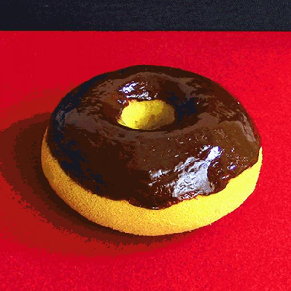 Sponge Chocolate Doughnut by Alexander May