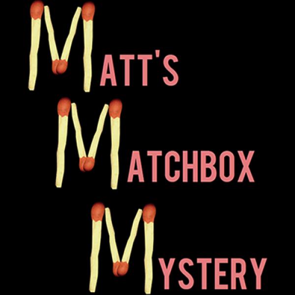 MATT'S MATCHBOX MYSTERY by Matt Pilcher video...