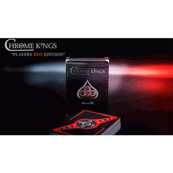 Chrome Kings Limited Edition Playing Cards (Player...