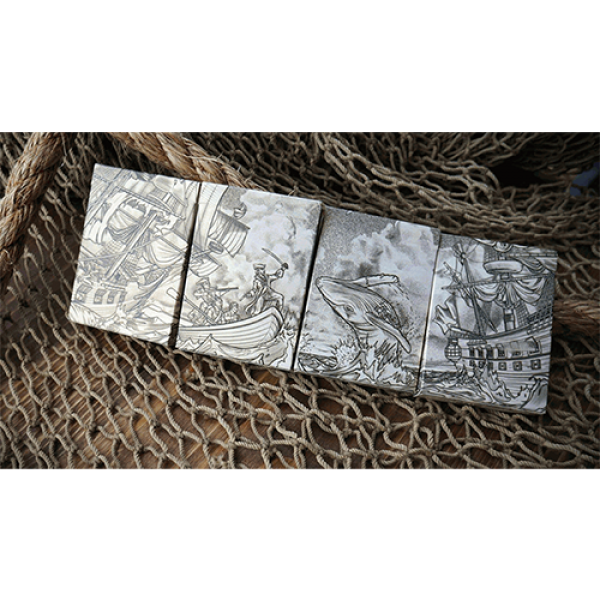 Mazzi di Carte Seven Seas Master Collection (Set o...