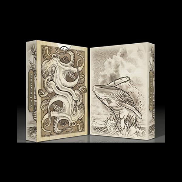Mazzo di Carte Sea Creatures Deck - Playing Cards