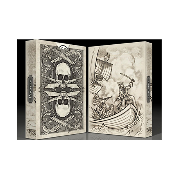 Mazzo di Carte The Pirate Deck - Playing Cards