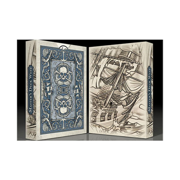 Mazzo di Carte Master Deck West - Playing Cards