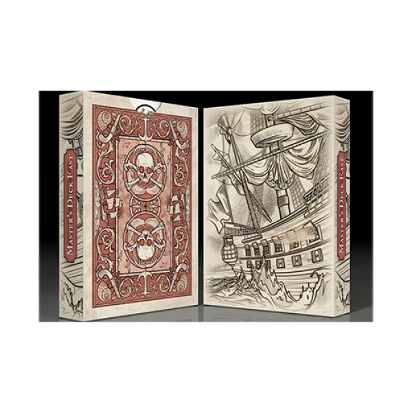 Mazzo di Carte Master Deck East - Playing Cards