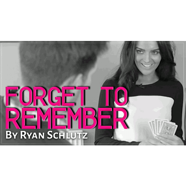 Forget to Remember by Ryan Schlutz and Big Blind M...