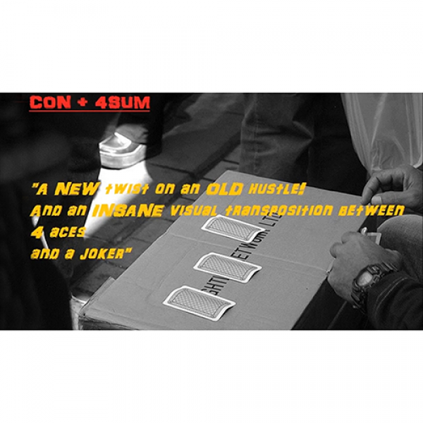 Con + 4Sum by Justin Miller video DOWNLOAD