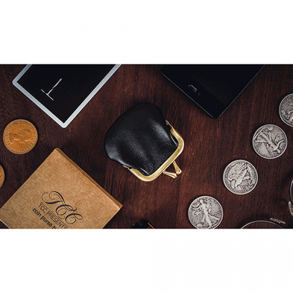 Basic Coin Purse by TCC