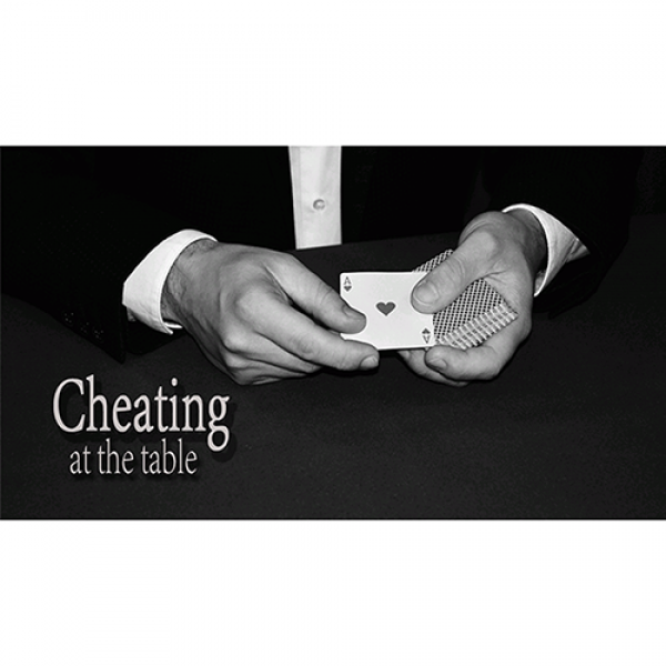 Cheating at the Table by Sandro Loporcaro (Amazo) ...