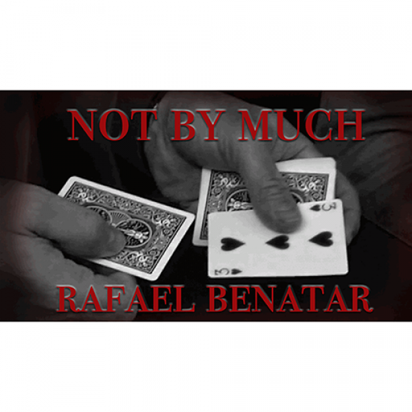 Not by Much by Rafael Benatar video DOWNLOAD
