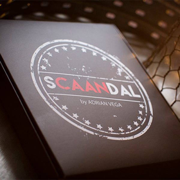 SCAANDAL by Adrian Vega (Online Instructions and G...