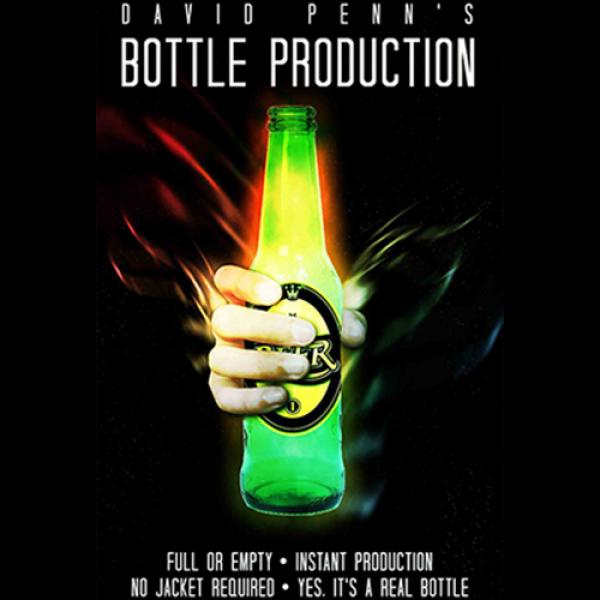 David Penn's Beer Bottle Production (Gimmicks and ...