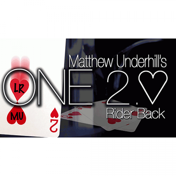 ONE Two of Hearts (Online Instructions and Red Gim...