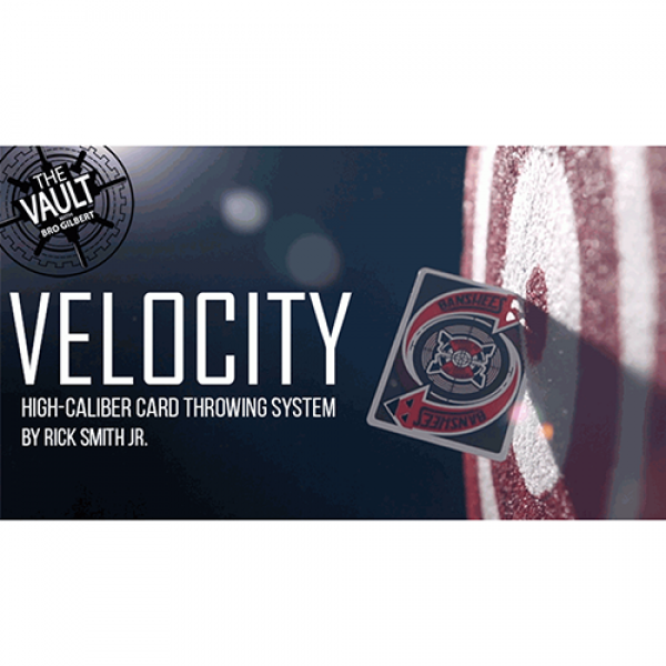 The Vault - Velocity: High-Caliber Card Throwing S...