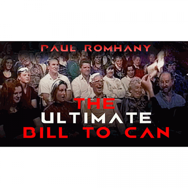 The Ultimate Bill to Can by Paul Romhany video DOW...