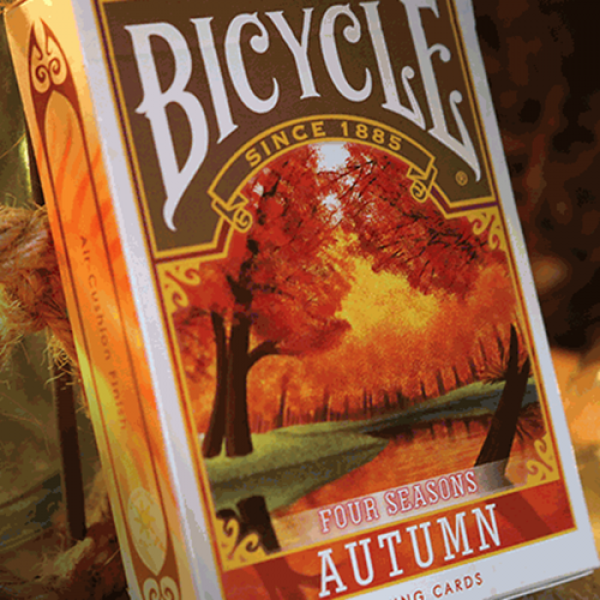 Bicycle Four Seasons Limited Edition (Autumn) Play...