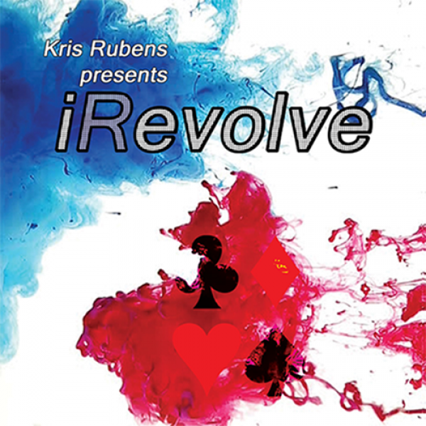 iRevolve (Red/Red) by Kris Rubens