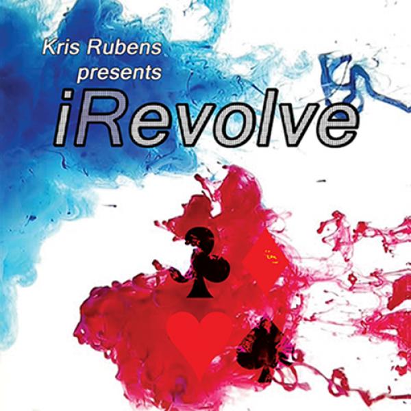 iRevolve (Blue/Blue) by Kris Rubens