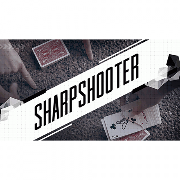 Sharpshooter by Jonathan Wooten - DVD