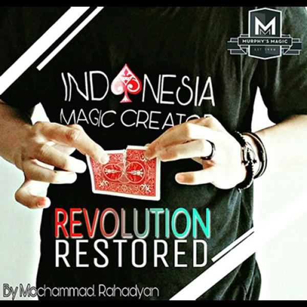 Revolution Restored by Mochammad  Rahadyan video D...