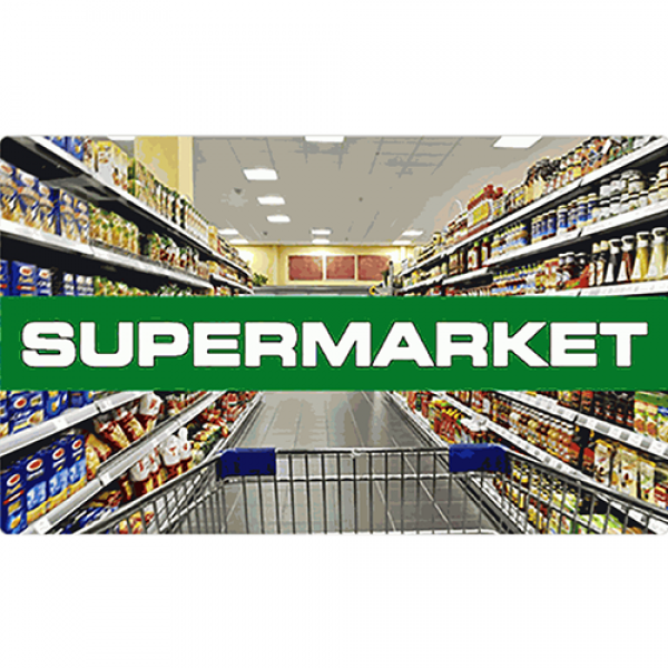 Supermarket Sweep - Comedy Mentalism Hits the High...