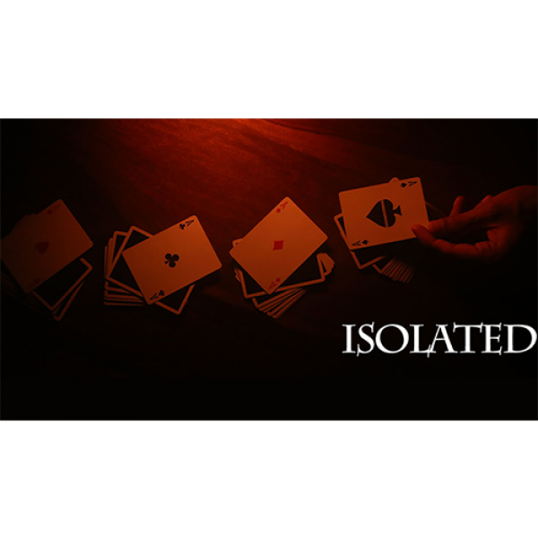 Magic Encarta Presents ISOLATED by Vivek Singhi vi...