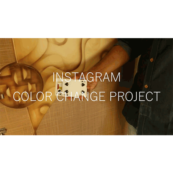 Magic Encarta Presents INSTAGRAM COLOR CHANGE PROJ...