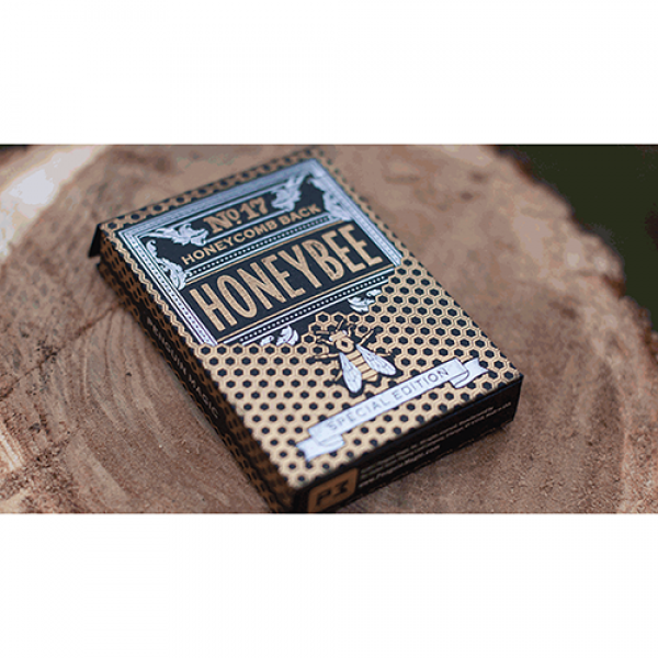 Honeybee Special Edition MetalLuxe Playing Cards