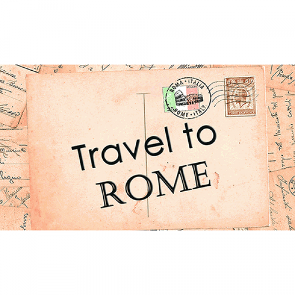 Travel to Rome by Sandro Loporcaro (Amazo) video D...